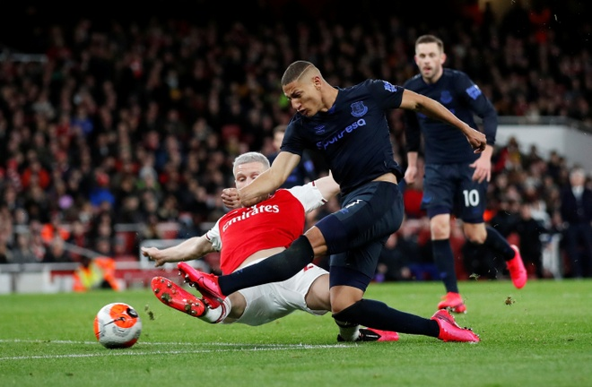 Arsenal 3-2 Everton: Ruot duoi ty so hap dan hinh anh 25 2020_02_23T181306Z_1917798168_RC2I6F9CQHF8_RTRMADP_3_SOCCER_ENGLAND_ARS_EVE_REPORT.JPG