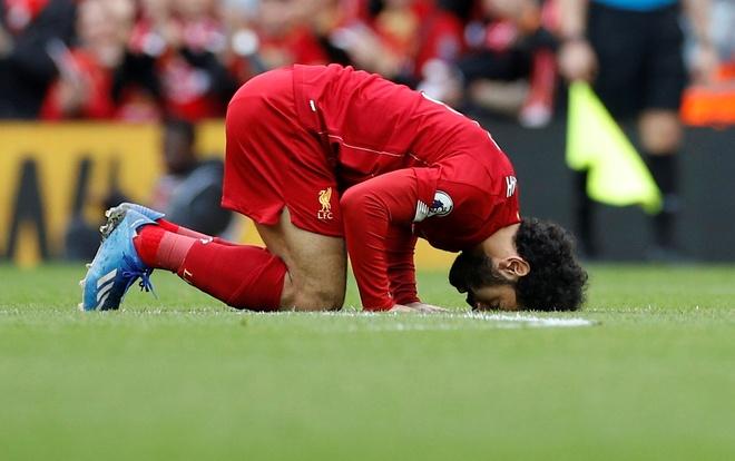 Salah toa sang, Liverpool nguoc dong cham dut 3 tran toan thua hinh anh 15 2020_03_07T125616Z_1044676155_RC20FF9N3YYQ_RTRMADP_3_SOCCER_ENGLAND_LIV_BOU_REPORT.JPG