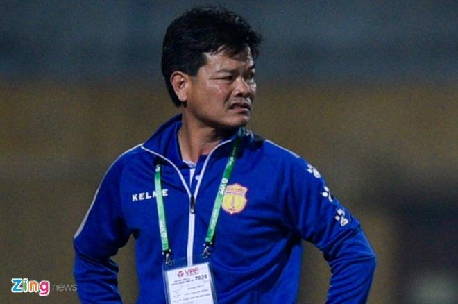 CLB Ha Noi danh bai CLB Nam Dinh o tran cau co 6 ban thang hinh anh 24 gh_zing.JPG