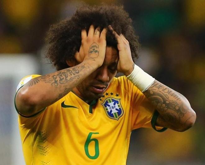 Doi hinh Brazil thua Duc 1-7 dang o dau? anh 5