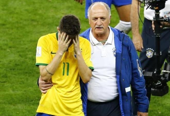 Doi hinh Brazil thua Duc 1-7 dang o dau? anh 9