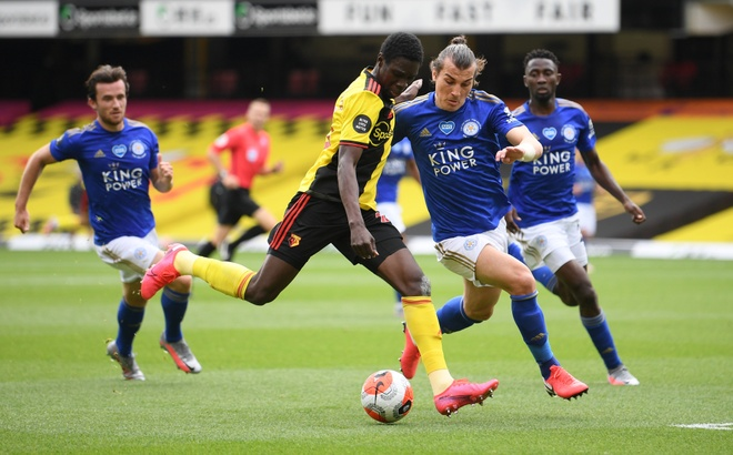Watford vs Leicester anh 1