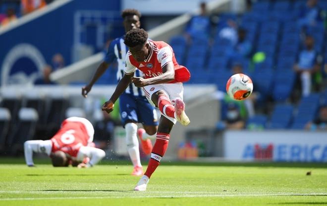 Arsenal vs Southampton anh 4