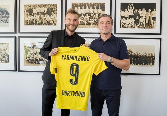 7 vu chuyen nhuong sai lam cua Dortmund anh 6