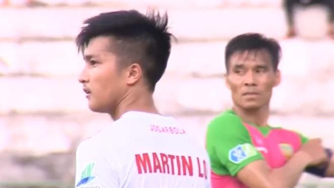Martin Lo da chinh anh 1