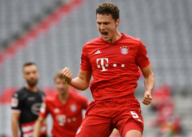 Nc247info tổng hợp: Lewandowski ghi bàn thứ 44 giúp Bayern vùi dập đối thủ 5-0