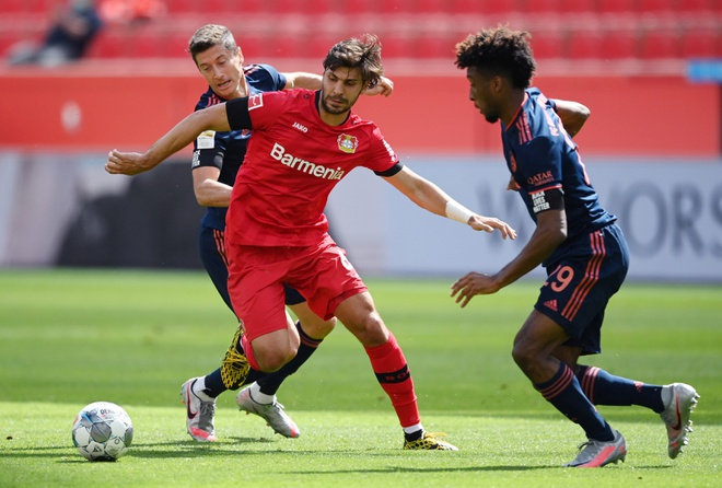 Truc tiep Leverkusen vs Munich anh 15