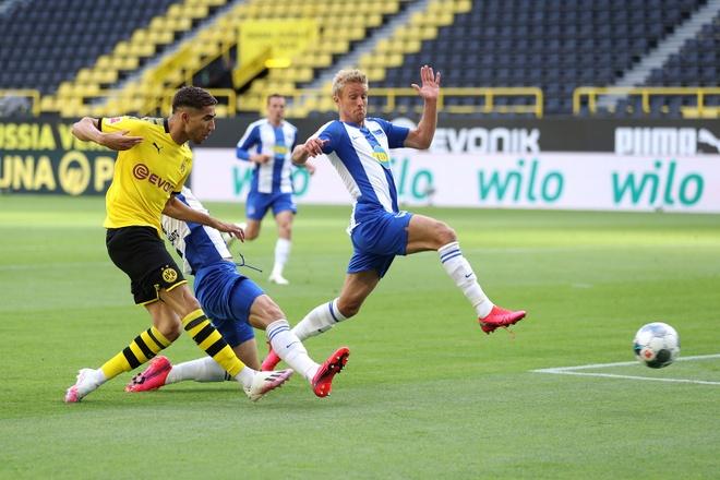 Dortmund vs Berlin anh 7