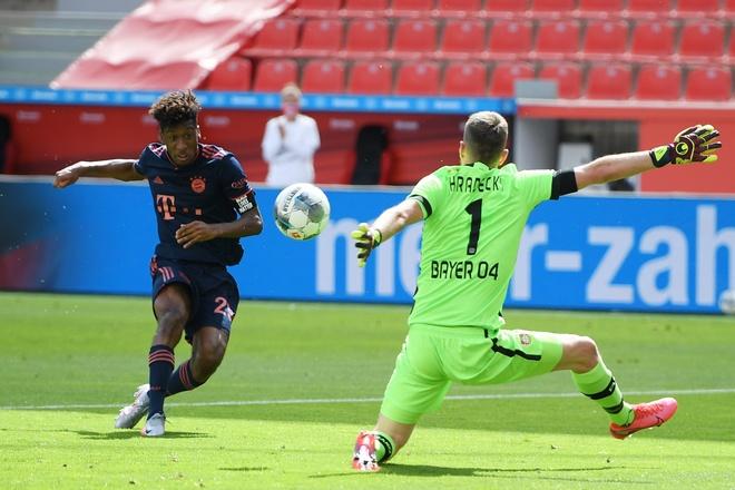 Truc tiep Leverkusen vs Munich anh 10