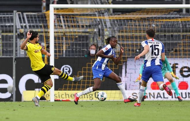 Dortmund vs Berlin anh 13