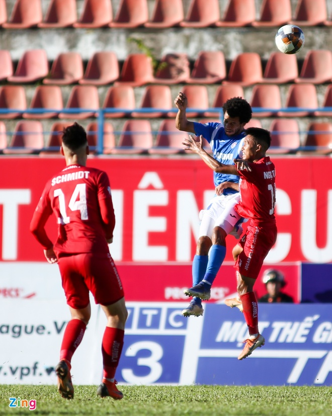 Truc tiep Hai Phong vs Quang Ninh anh 6