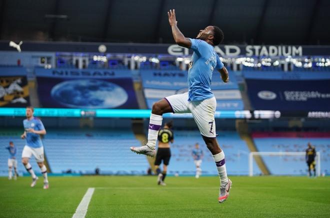 truc tiep Man City vs Arsenal anh 21