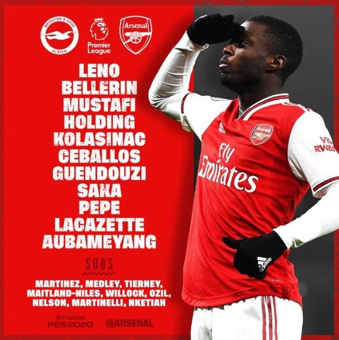 Arsenal vs Brighton anh 7