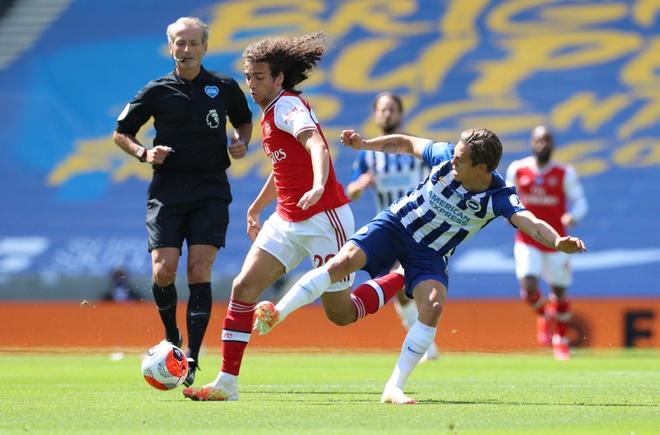 Arsenal vs Brighton anh 13