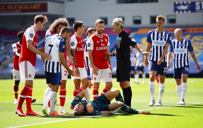 Arsenal vs Brighton anh 15