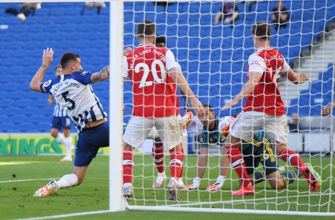 Arsenal vs Brighton anh 22