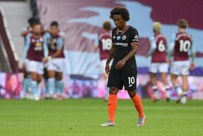 Chelsea vs Aston Villa anh 17