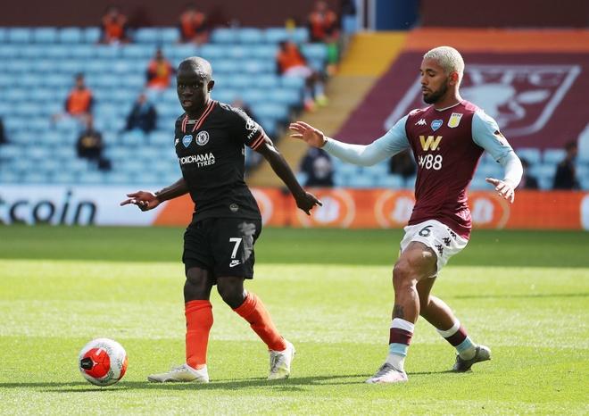 Chelsea vs Aston Villa anh 1
