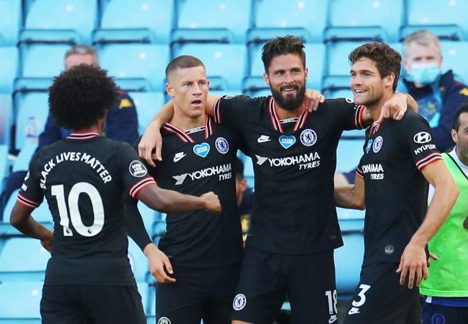 Chelsea vs Aston Villa anh 22
