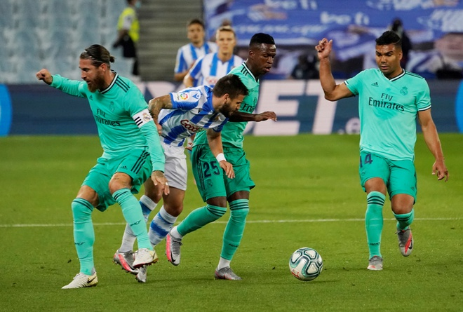 Sociedad vs Real Madrid anh 11