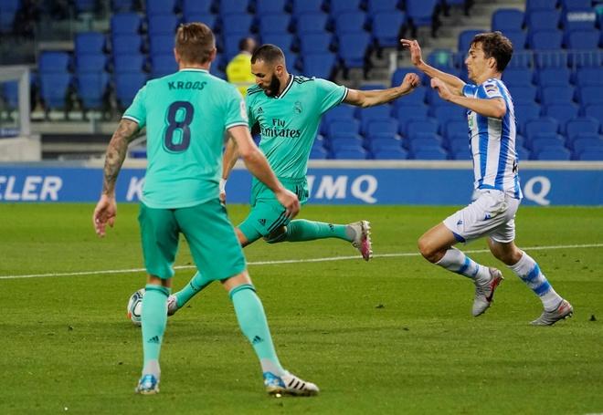 Sociedad vs Real Madrid anh 16
