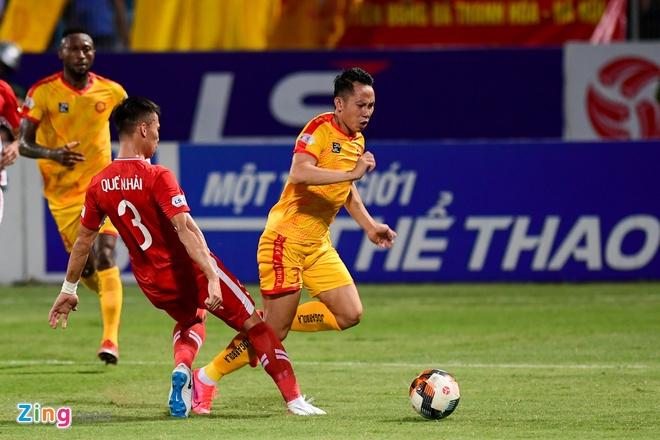 CLB Viettel vs Thanh Hoa anh 7