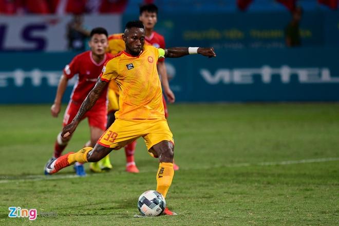 CLB Viettel vs Thanh Hoa anh 1