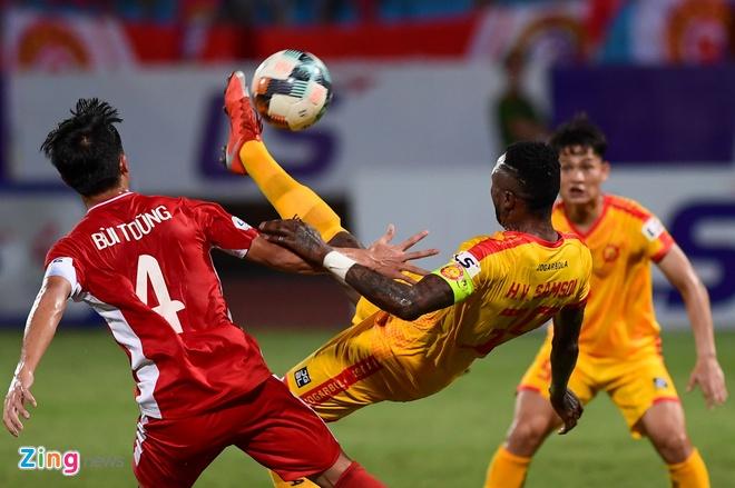 CLB Viettel vs Thanh Hoa anh 9