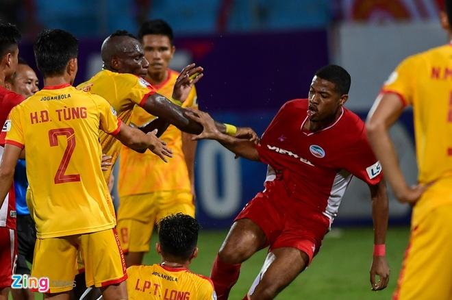 CLB Viettel vs Thanh Hoa anh 14