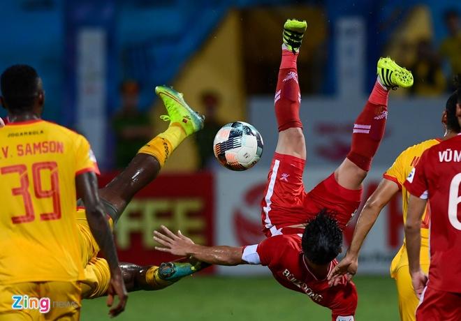 CLB Viettel vs Thanh Hoa anh 16