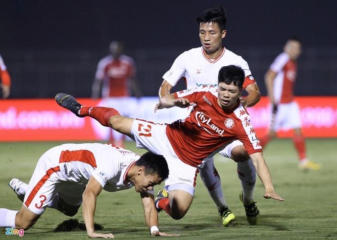 CLB Viettel vs Thanh Hoa anh 4