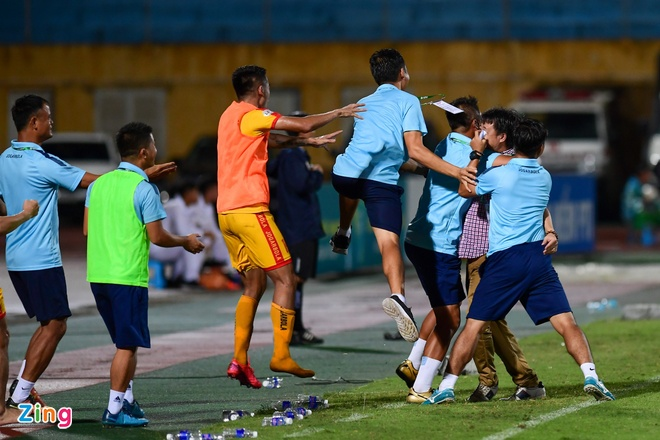 CLB Viettel vs Thanh Hoa anh 13