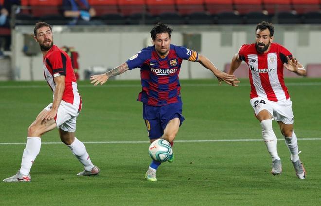 su toan dien cua Lionel Messi anh 1