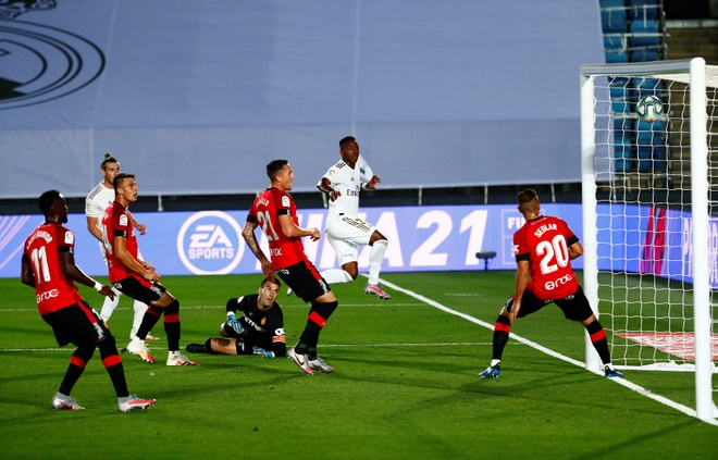 Real vs Mallorca anh 1
