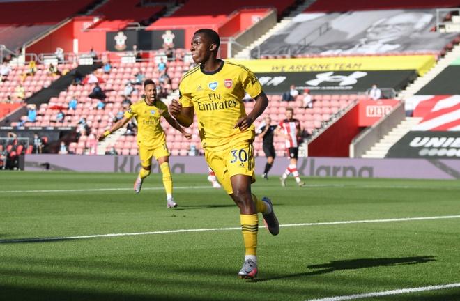 Arsenal vs Southampton anh 11