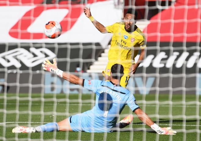 Arsenal vs Southampton anh 12