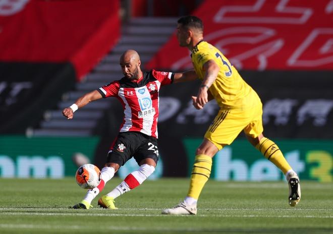 Arsenal vs Southampton anh 15