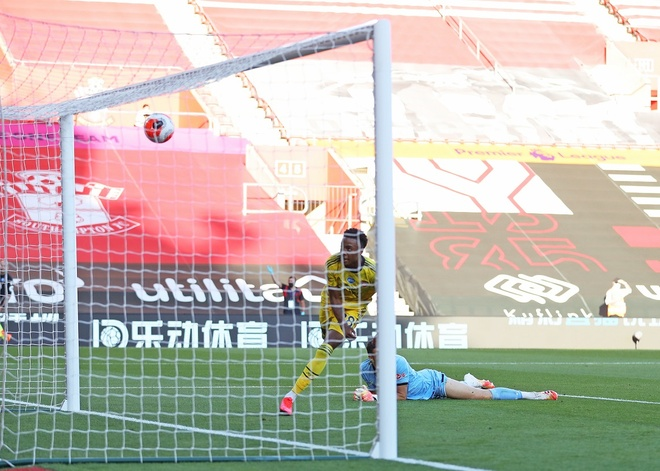 Arsenal vs Southampton anh 21