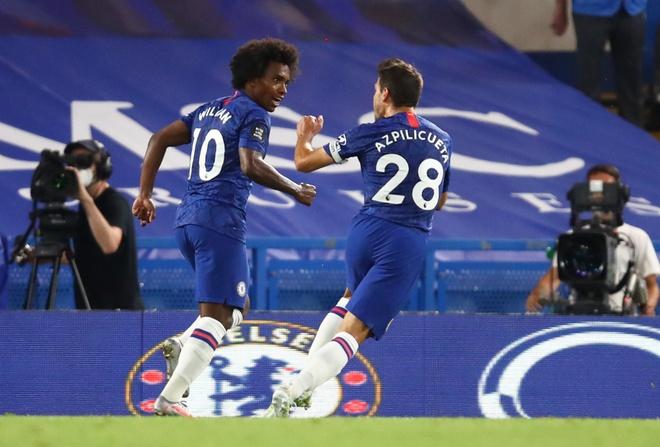 Chelsea vs Man City anh 27
