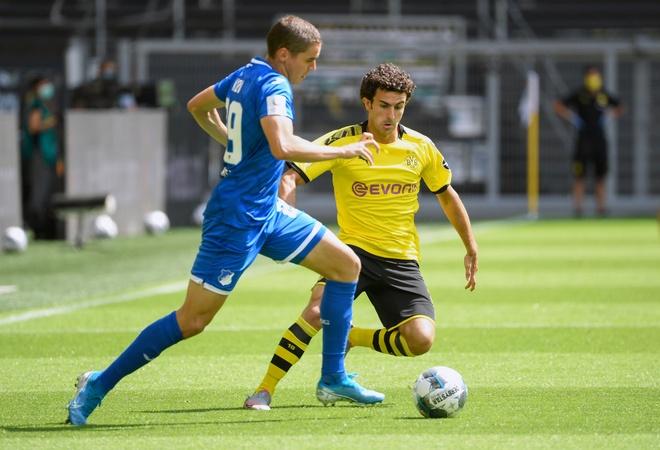truc tiep Dortmund vs Hoffenheim anh 13
