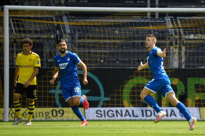 truc tiep Dortmund vs Hoffenheim anh 11