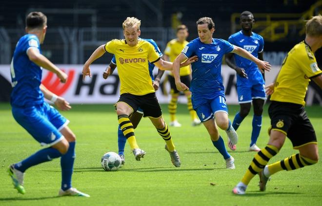 truc tiep Dortmund vs Hoffenheim anh 14