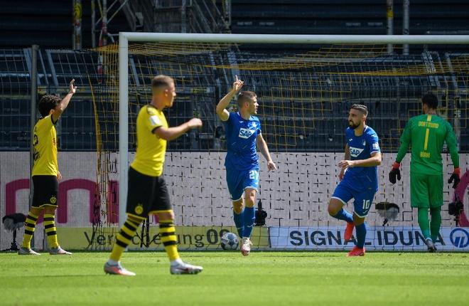 truc tiep Dortmund vs Hoffenheim anh 15