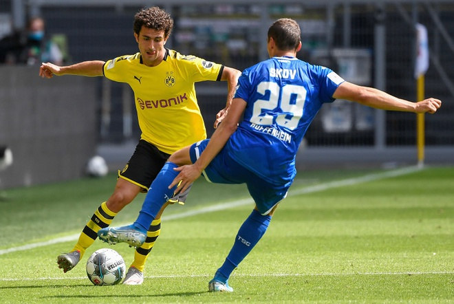 truc tiep Dortmund vs Hoffenheim anh 21
