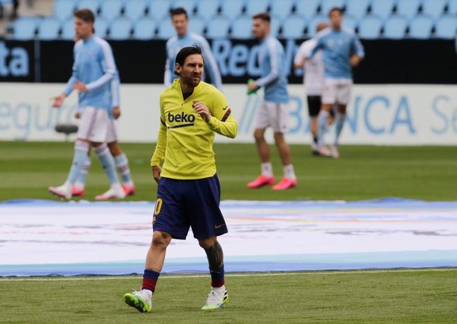 Celta Vigo vs Barca anh 11