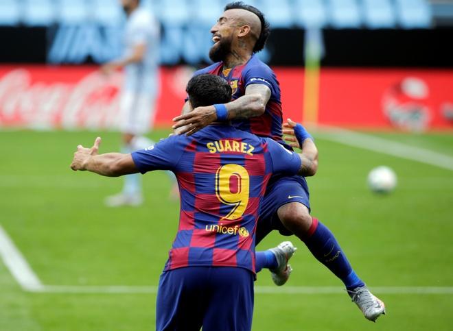 Celta Vigo vs Barca anh 15