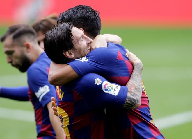 Celta Vigo vs Barca anh 1