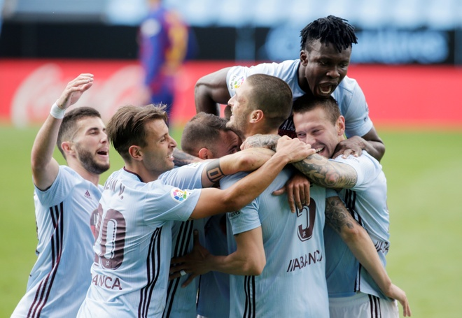 Celta Vigo vs Barca anh 2