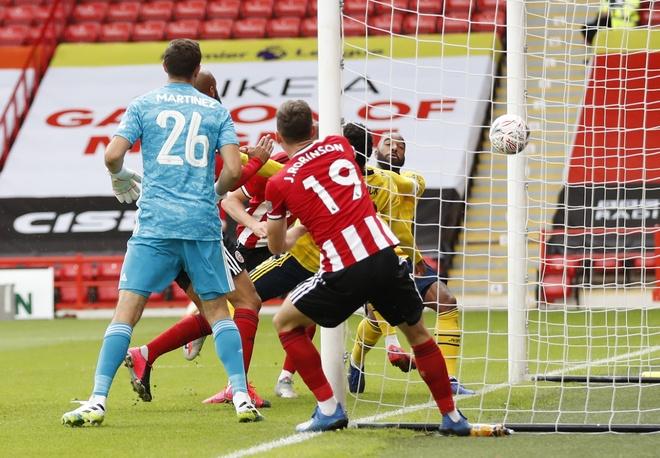 Arsenal vs Sheffield anh 11