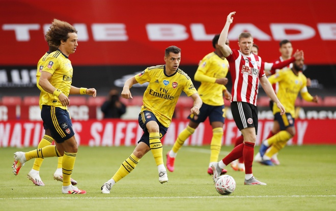 Arsenal vs Sheffield anh 14